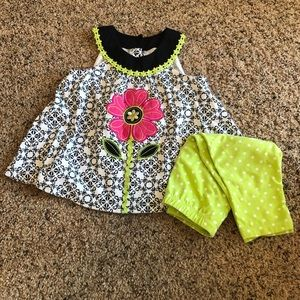 24M toddler outfit